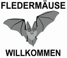 Fledermäuse in Deutschland sind bedroht